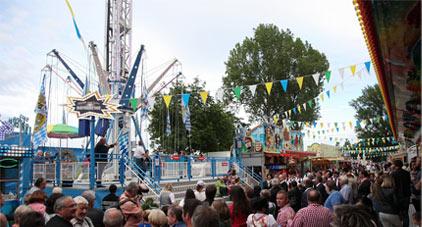 Wassertrüdinger Volksfest